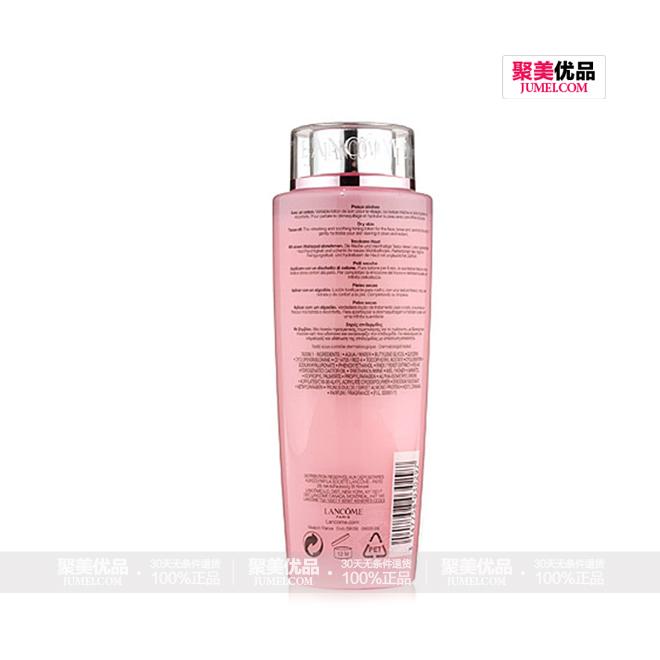 兰蔻清滢柔肤水(粉水)400ml产品背